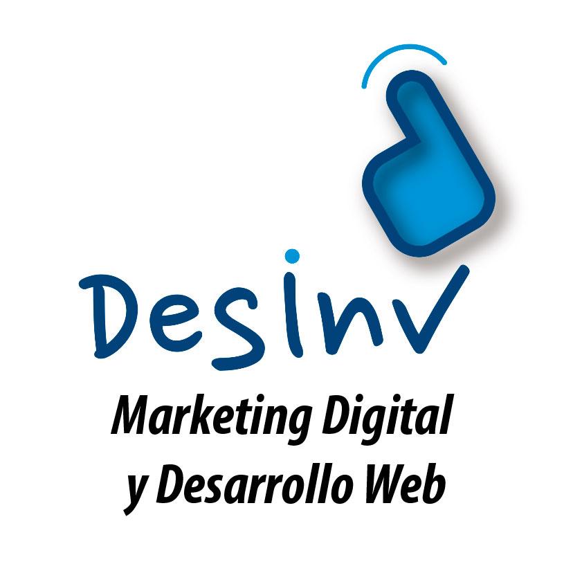 Diseño web y marketing digital santiago de Compostela - DesInv